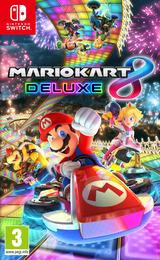 Mario Kart 8 Deluxe pochette Switch (AABPA)