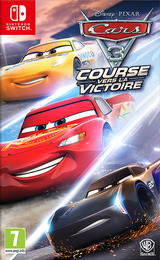 Cars 3: Driven to Win pochette Switch (ABTDB)