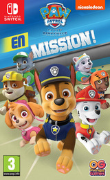 Nickelodeon Paw Patrol - On A Roll Marshall pochette Switch (AFLRA)