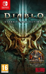 Diablo III - Eternal Collection pochette Switch (AQ3FA)
