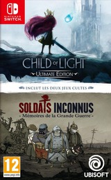 Child of Light - Ultimate Edition + Valiant Hearts pochette Switch (ASBKA)