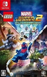 レゴ (R) マーベル スーパー・ヒーローズ2 ザ・ゲーム Switch cover (AEANC)