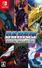 Darius Cozmic Collection Switch cover (ARC4B)