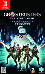 Ghostbusters - The Video Game Remastered Switch cover (ATKGB)