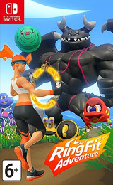 Ring Fit Adventure Switch cover (AL3PA)