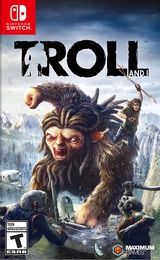 Troll and I Switch cover (AB36A)