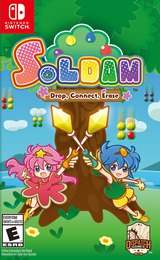 Soldam: Drop, Connect, Erase Switch cover (AB5JB)