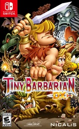 Tiny Barbarian DX Switch cover (AB96A)