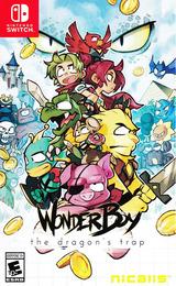 Wonder Boy: The Dragon's Trap Switch cover (ABTCB)