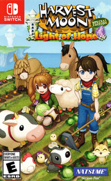 Harvest Moon: Light of Hope - Special Edition Switch cover (AD6QA)