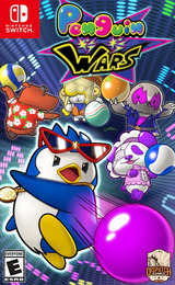 Penguin Wars Switch cover (ADEUB)