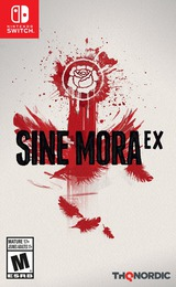 Sine Mora EX Switch cover (ADLRA)