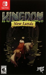 Kingdom - New Lands Switch cover (AE8QA)