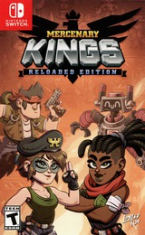 Mercenary Kings Reloaded Switch cover (AEUWA)