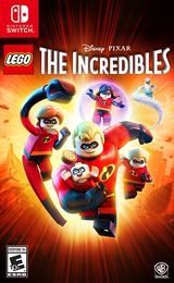 LEGO The Incredibles Switch cover (AH3EA)