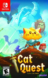 Cat Quest Switch cover (AH79A)