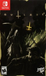 Outlast 2 Switch cover (ALDLA)
