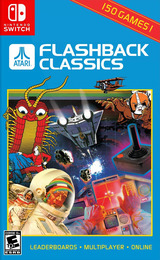 Atari Flashback Classics Switch cover (AMDFA)