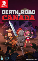 Death Road to Canada Switch cover (AMVLA)