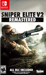 Sniper Elite V2 Remastered Switch cover (AN9KA)