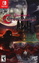 Bloodstained: Curse of the Moon Switch cover (AP4ZA)