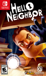 Hello Neighbor Switch cover (AQA6A)
