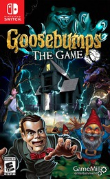 Goosebumps - The Game Switch cover (AQBQA)
