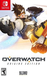 Overwatch Switch cover (AT8TG)