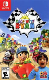 Race with Ryan Switch cover (ATTFA)