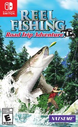Reel Fishing Road Trip Adventure Switch cover (AULRA)