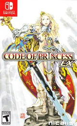 Code of Princess EX Switch cover (AF86A)