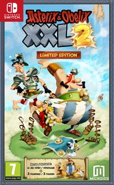 Asterix & Obelix XXL 2 pochette Switch (ARA5A)