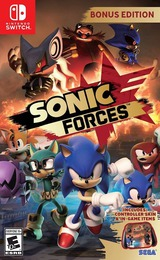 Sonic Forces Switch cover (ABQLA)