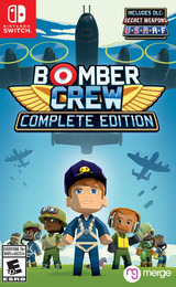 Bomber Crew: Complete Edition Switch cover (AKXGD)