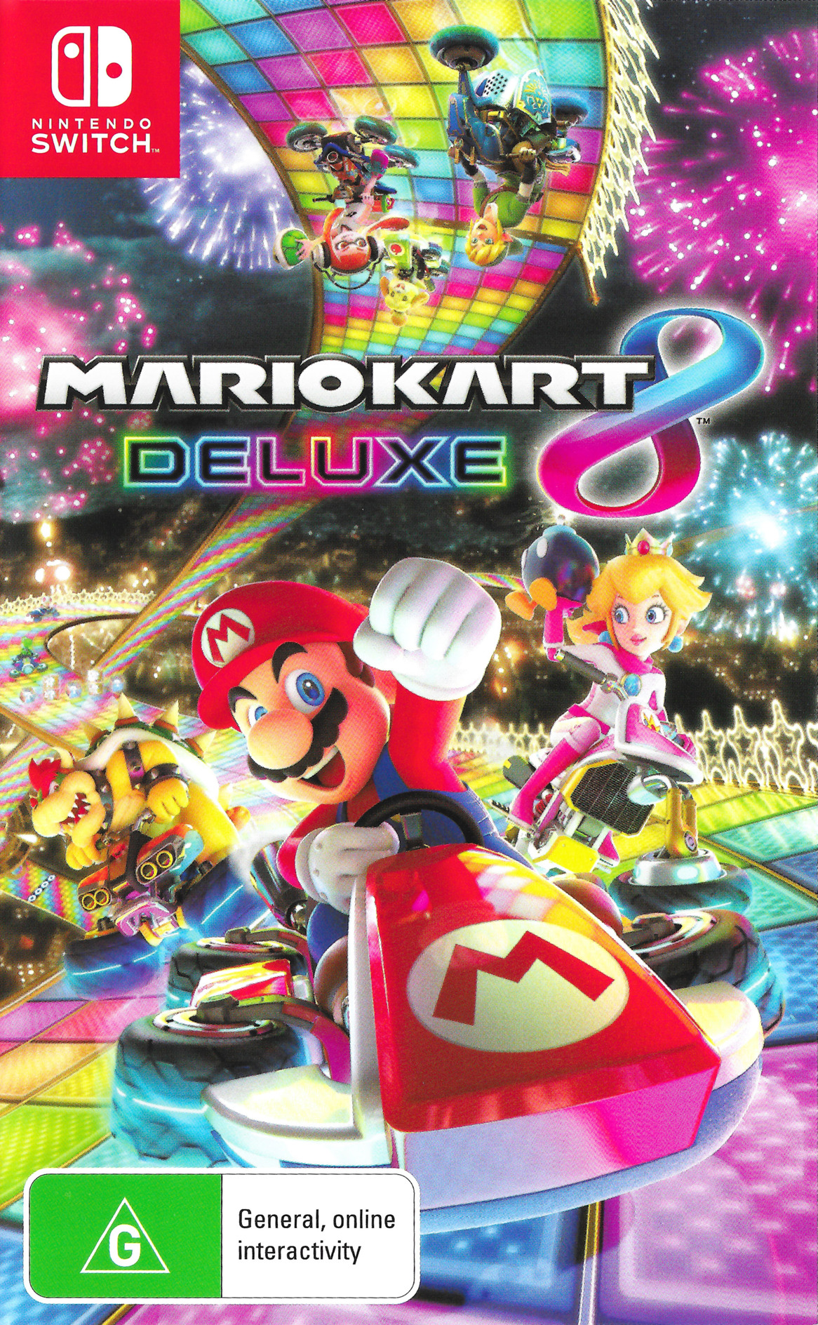 Mario Kart 8 Deluxe Switch coverHQ (AABPA)