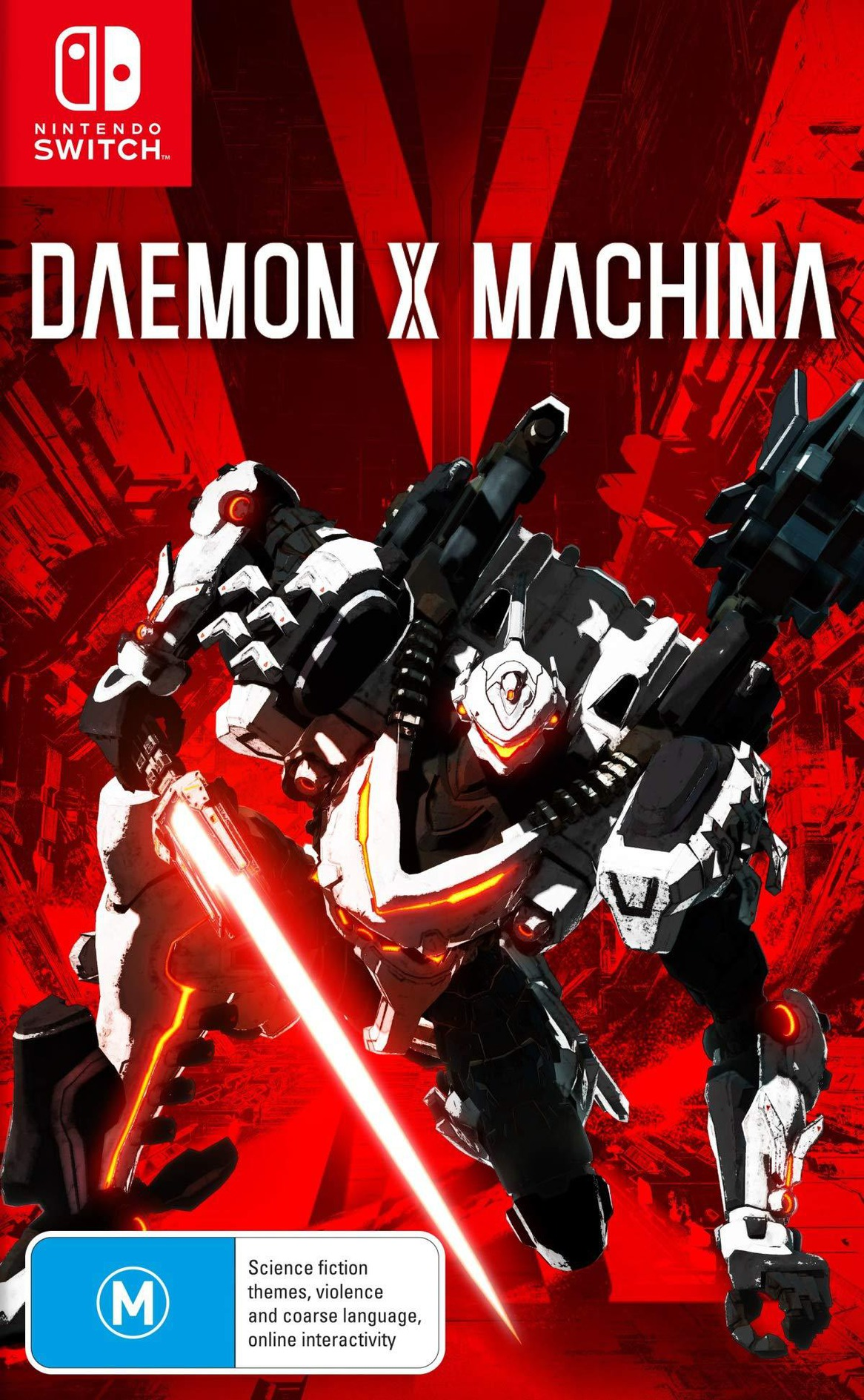 Daemon x Machina Switch coverHQ (AF6GB)