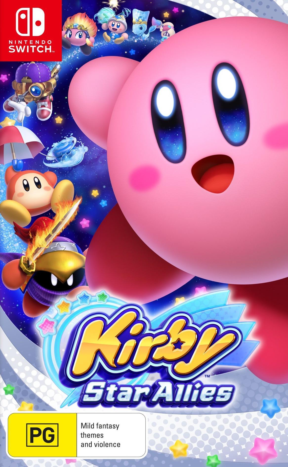 Kirby Star Allies Switch coverHQ (AH26A)