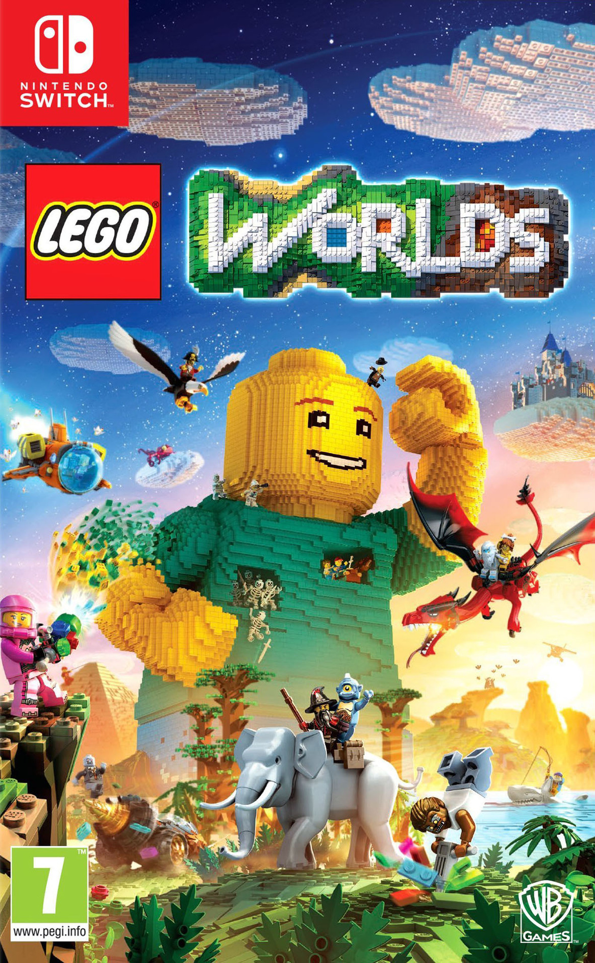 LEGO Worlds Switch coverHQ (ACL4A)
