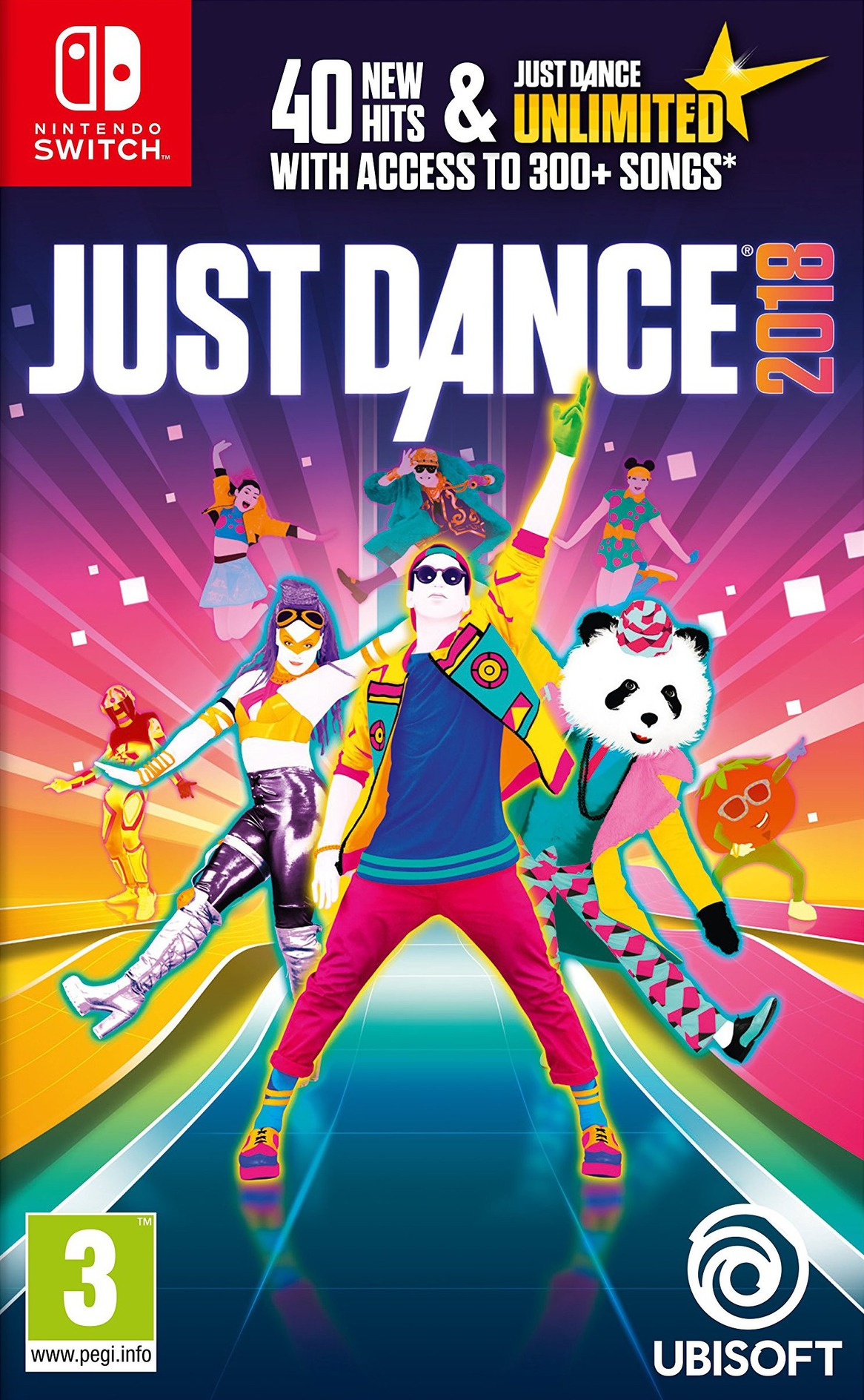 Just Dance 2018 Switch coverHQ (ADEBA)