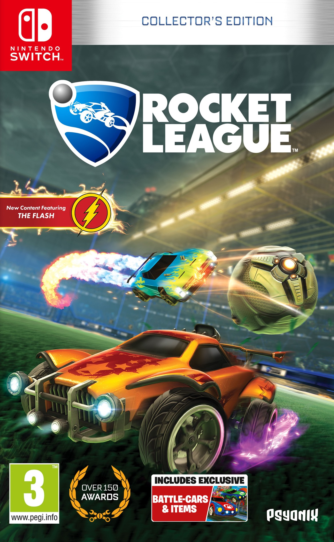 Rocket League Switch coverHQ (ADMMA)