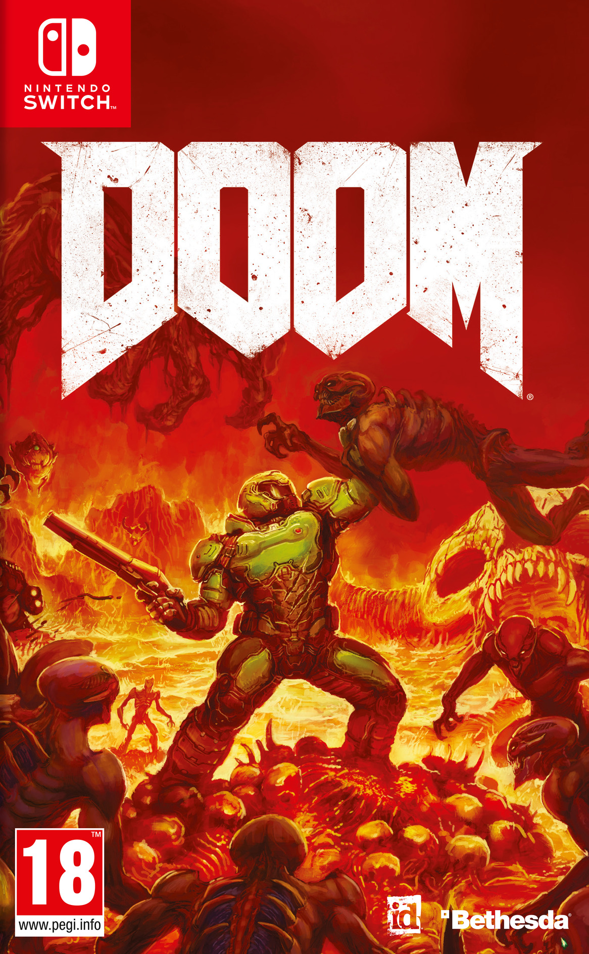 DOOM Switch coverHQ (AF3BA)