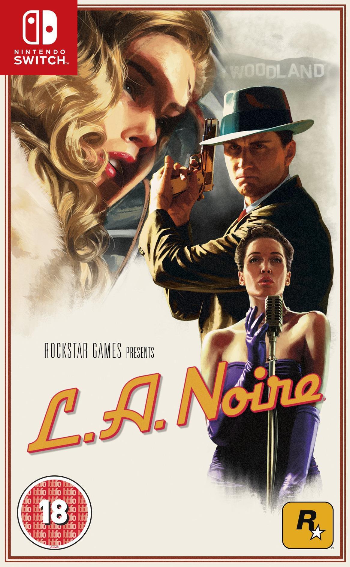 L.A. Noire Switch coverHQ (AFQMA)