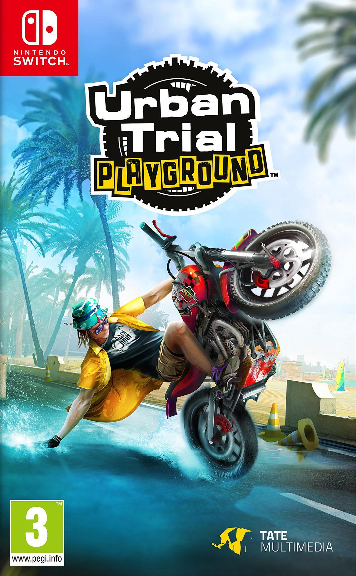 Urban Trial Playground Switch coverHQ (AHHBA)
