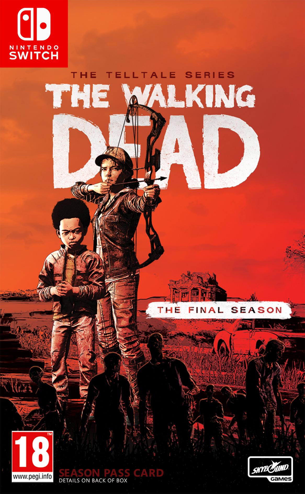 The Walking Dead - The Final Season Switch coverHQ (APV9A)