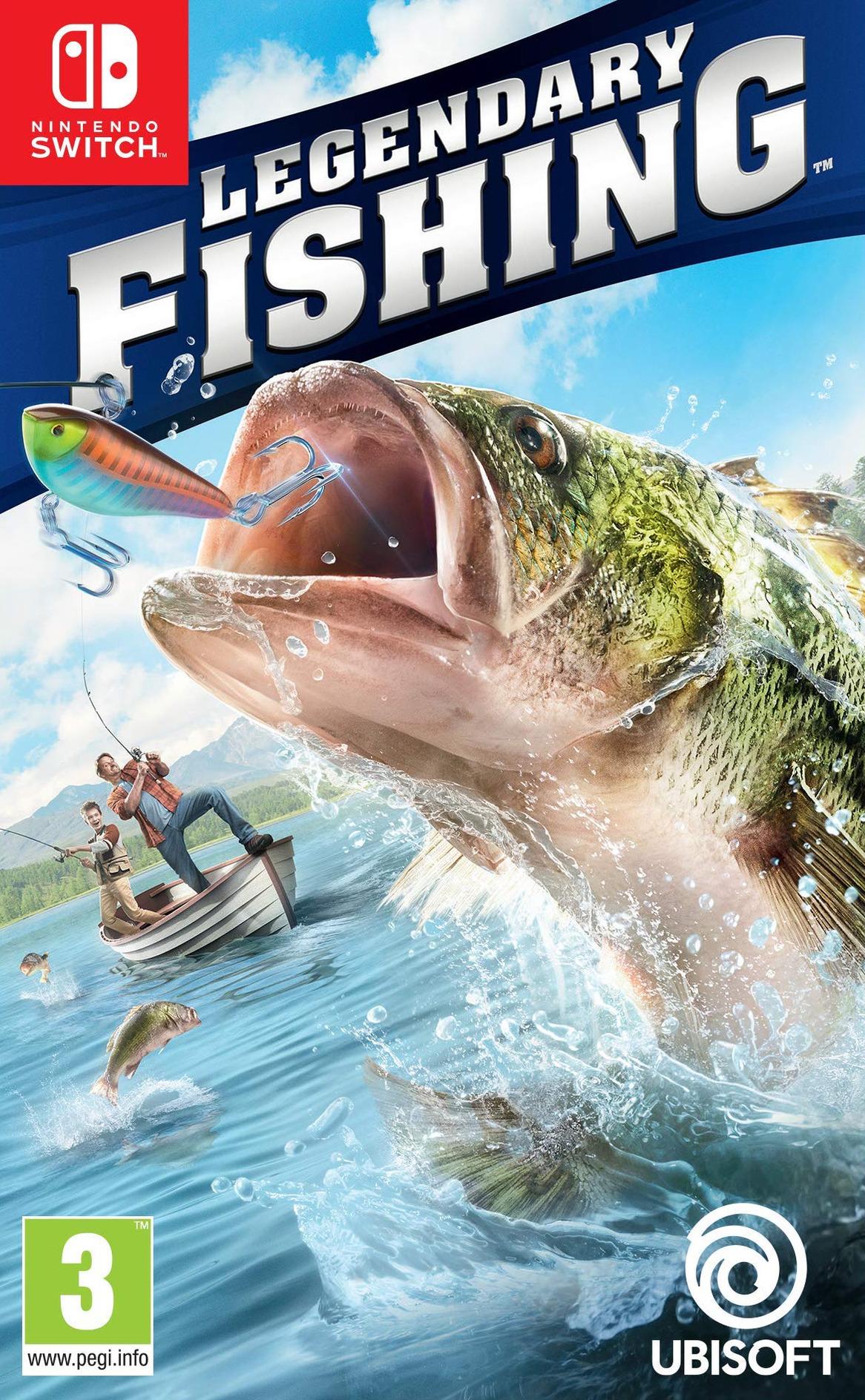 Legendary Fishing Switch coverHQ (AQLGA)