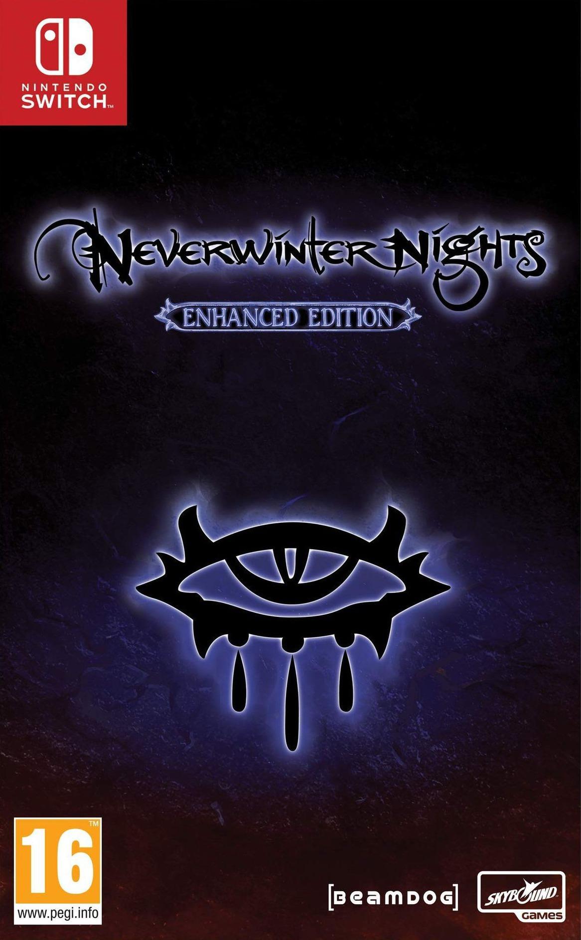 Neverwinter Nights: Enhanced Edition Switch coverHQ (ATNQA)
