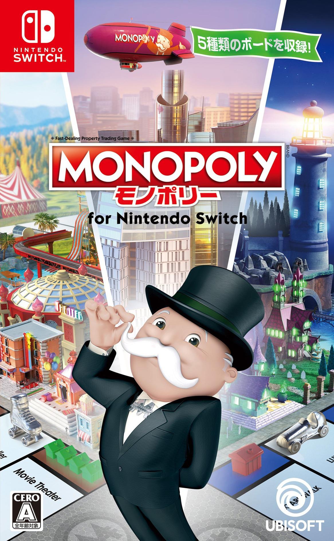 モノポリー for Nintendo Switch Switch coverHQ (ADQPA)