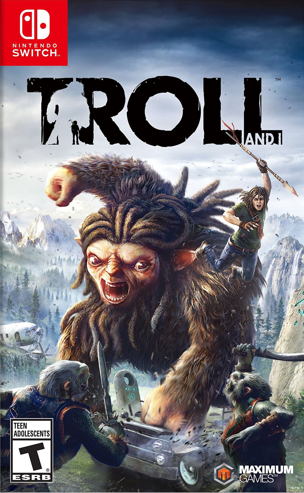 Troll and I Switch coverHQ (AB36A)