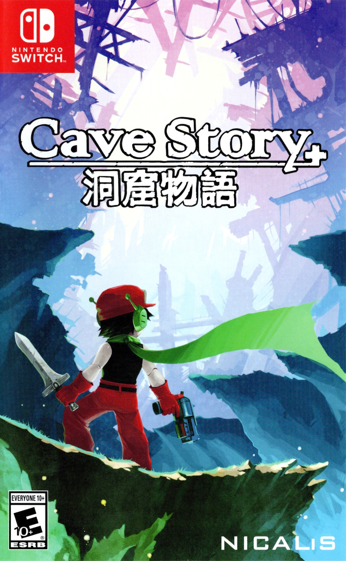 Cave Story+ Switch coverHQ (AB92A)