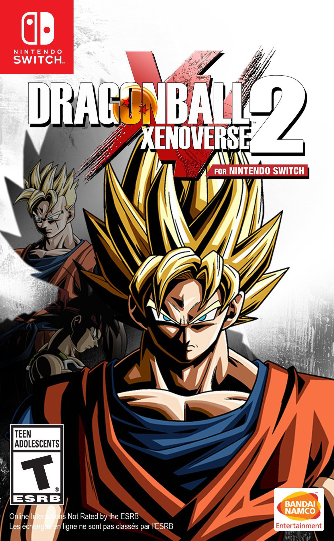 Dragon Ball Xenoverse 2 Switch coverHQ (ABYBA)